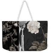 Dinner Conversation I Weekender Tote Bag