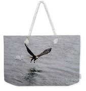 Dinner? Prince Rupert Eagle  Weekender Tote Bag