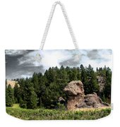 Dino Land Of The Lost Weekender Tote Bag