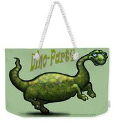 Dino Party Weekender Tote Bag