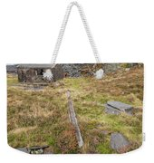 Dinorwic Quarry Ruins Weekender Tote Bag