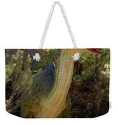 Dinosaur 11 Weekender Tote Bag