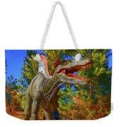 Dinosaur 12 Weekender Tote Bag