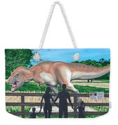 Dinosaur Country Weekender Tote Bag