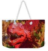 Dinosaurs 8 Weekender Tote Bag