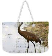 Dip In The Pond Weekender Tote Bag