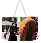Direct From City Hall Weekender Tote Bag
