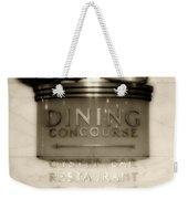Directions In Deco Weekender Tote Bag