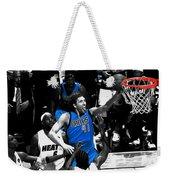 Dirk Nowitzki 3h Weekender Tote Bag