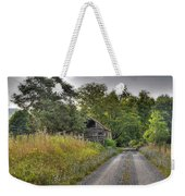 Dirt Roads Weekender Tote Bag