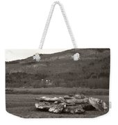 Dirty Bergs Weekender Tote Bag