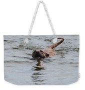 Dirty Water Dog Weekender Tote Bag