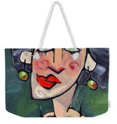 Dirty With Two Olives Weekender Tote Bag