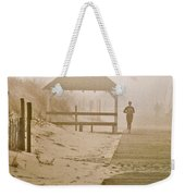 Disappearance Weekender Tote Bag