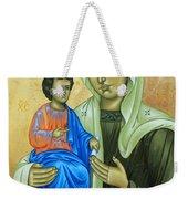 Discalced Carmelite Painting Weekender Tote Bag