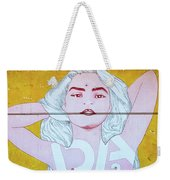 Disco Bey - Graffiti Art Weekender Tote Bag