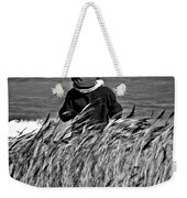Discovery Bw Weekender Tote Bag