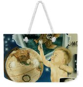 Discovery Of The New World Weekender Tote Bag