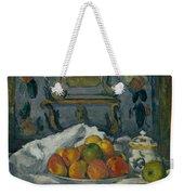 Dish Of Apples Weekender Tote Bag