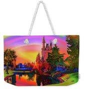 Disney Fantasy Art Weekender Tote Bag