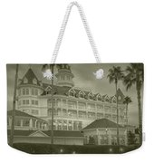 Disney World The Grand Floridian Resort Vintage Weekender Tote Bag