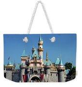 Disneyland Castle Weekender Tote Bag