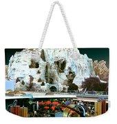 Disneyland Tomorrowland - Pop Color Weekender Tote Bag
