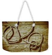 Dispatched Ropes And Voyages Weekender Tote Bag