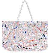 Displacement Weekender Tote Bag