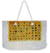 Display 5 Weekender Tote Bag