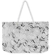Disruption Weekender Tote Bag
