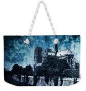 Dissipating Rapture Weekender Tote Bag by Andrew Paranavitana