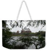 Distant Everest Weekender Tote Bag