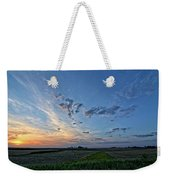 Distant Farm Weekender Tote Bag