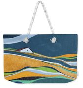 Distant House Weekender Tote Bag