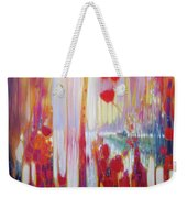 Distant Memory - A Semi Abstract Landscape Weekender Tote Bag