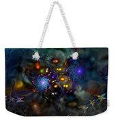 Distant Realms Of The Imagination Weekender Tote Bag