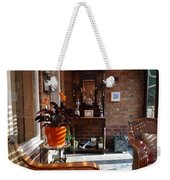 Distant Safari Weekender Tote Bag