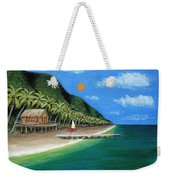 Distant Shores Weekender Tote Bag