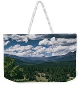 Distant Windows Weekender Tote Bag