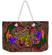 Distorted Dreams Weekender Tote Bag