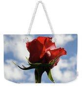 Diva Rose Weekender Tote Bag