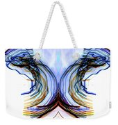 Divide And Conquer Weekender Tote Bag