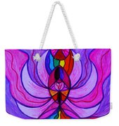 Divine Feminine Activation Weekender Tote Bag