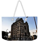 Divine Lorraine Hotel Weekender Tote Bag by Bill Cannon