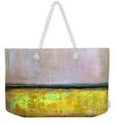Divine Of Canola Field Weekender Tote Bag