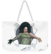Divine Pop Out Weekender Tote Bag