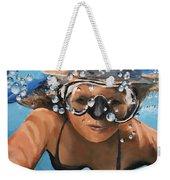 Diving Weekender Tote Bag