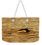 Diving Deep Weekender Tote Bag