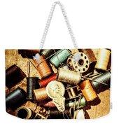 Diy Vintage Fashion Design Weekender Tote Bag